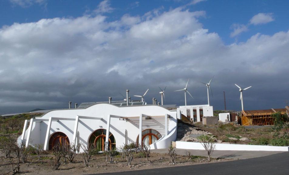 Visitas Guiadas a la Urbanización bioclimática 'Casas ITER' (proyecto SOSTURMAC). 7/11/2017 – 10/11/2017