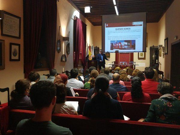 """Más de 40 personas participaron en el taller """"Requisitos de calibración en el ámbito de los sistemas de gestión y el marcado CE"""""""