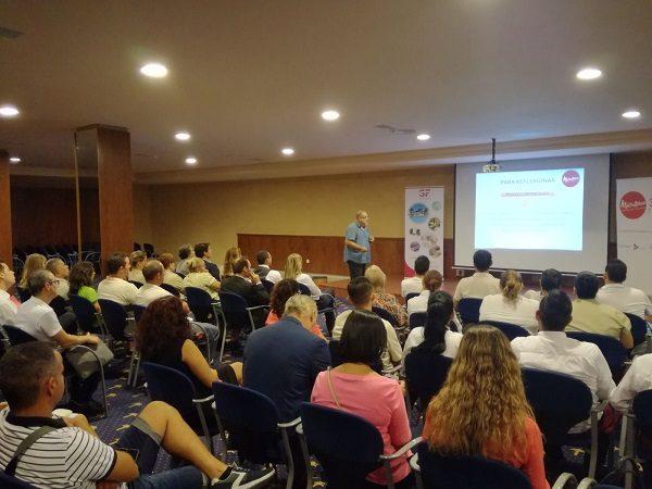 """La Semana Europea de la Calidad en Tenerife finalizó con la conferencia """"La Gestión Social de los Residuos"""""""