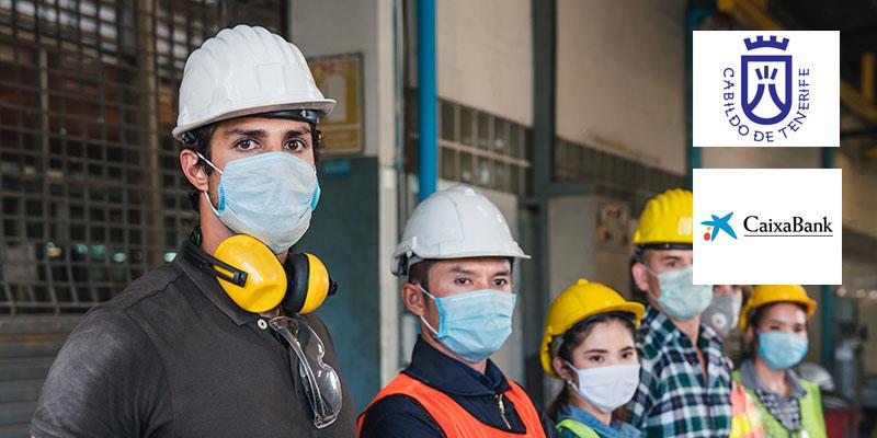La calidad como factor clave para empresas con sentido común. 12/11/2020. Actividad on-line. Cabildo de Tenerife y Caixabank