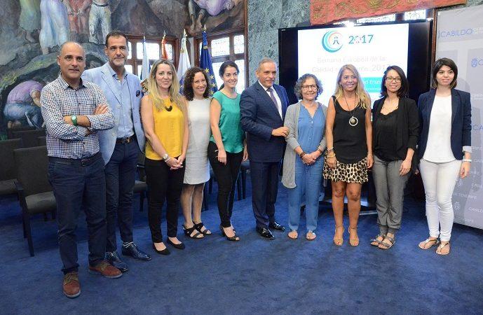 Presentada la Semana Europea de la Calidad en Tenerife 2017