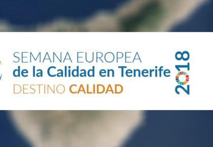 La Semana Europea de la Calidad en Tenerife enfila su recta final con varios actos