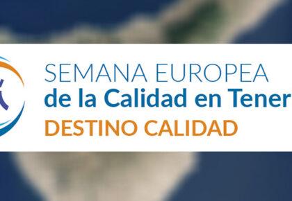 La Semana de la Calidad en Tenerife 2020 sigue sumando colaboraciones