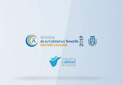 Publicado el vídeo de la Semana de la Calidad en Tenerife 2019