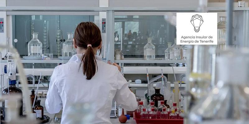 """Jornada virtual MACLAB-PV """"Abrimos las puertas del laboratorio SiCellLab"""". 10/11/2020. Tour virtual. Agencia Insular de Energía de Tenerife, AIET"""